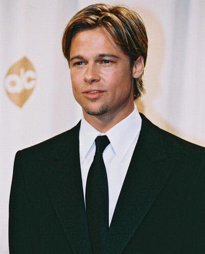 brad pitt on the stage cnk79n